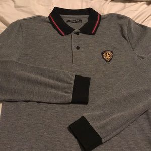 Other - Gucci Long Sleeve Polo
